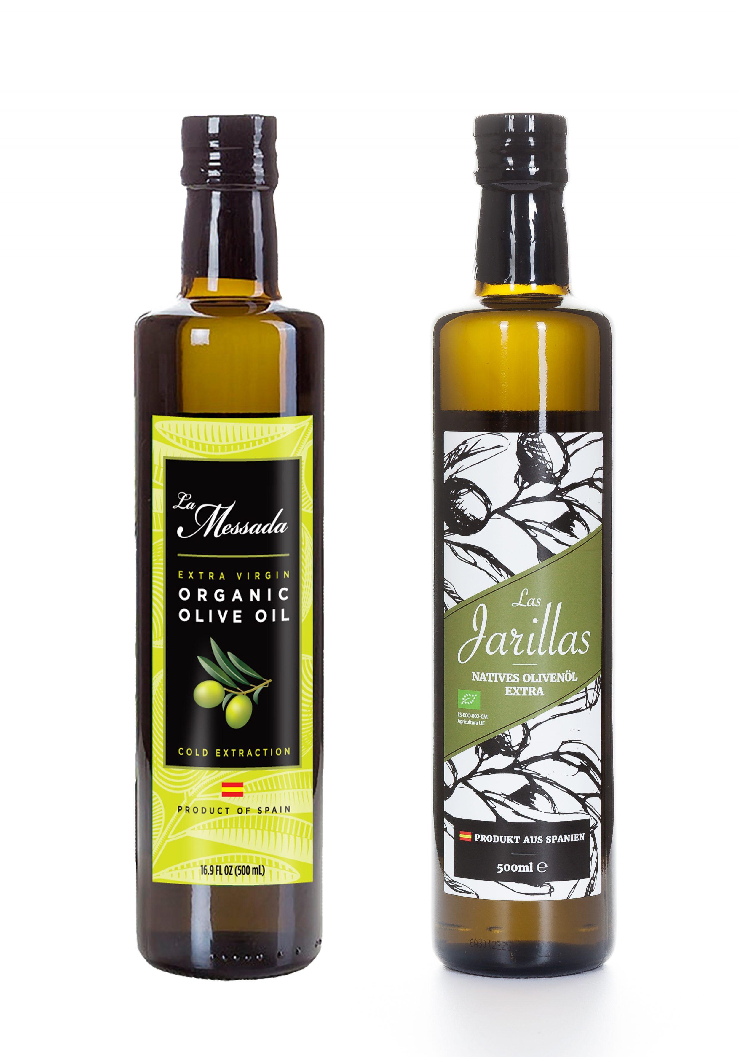 La messada y las jarillas aceite de oliva virgen extra